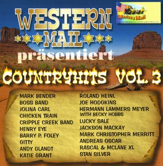 Countryhits Vol.3 Westernmail
